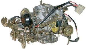 Fig Fig 1: Exploded view of the 20L and 23L carbureted engine air  Images  Frompo