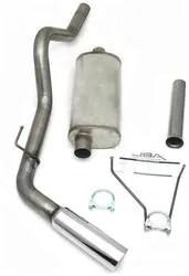 exhaust system 2002 toyota tundra o