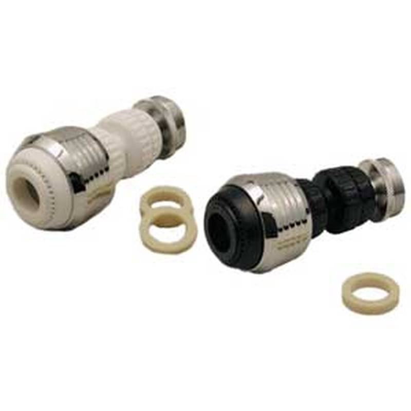 moen m3506 faucet aerator 2 5 gpm at 80 psi double swivel spray stream brass white chrome