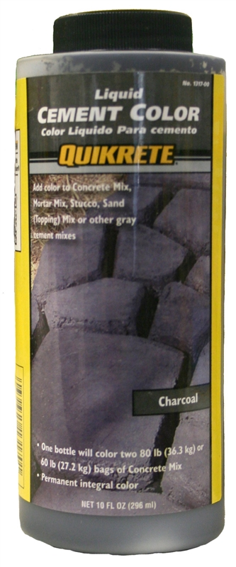Chart Color Quikrete Liquid 1317 02 Cement