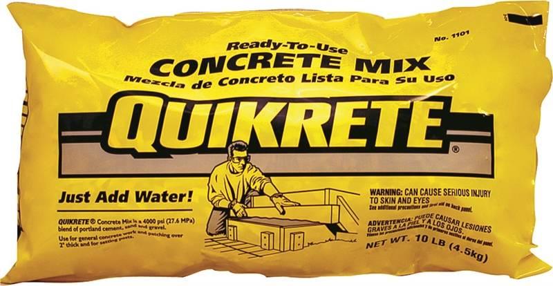 Quikrete Lb Concrete Mix Price