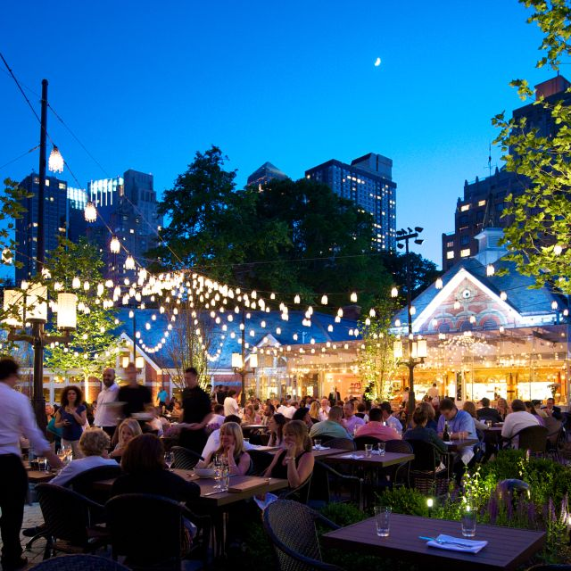 Tavern On The Green Restaurant New York Ny Opentable