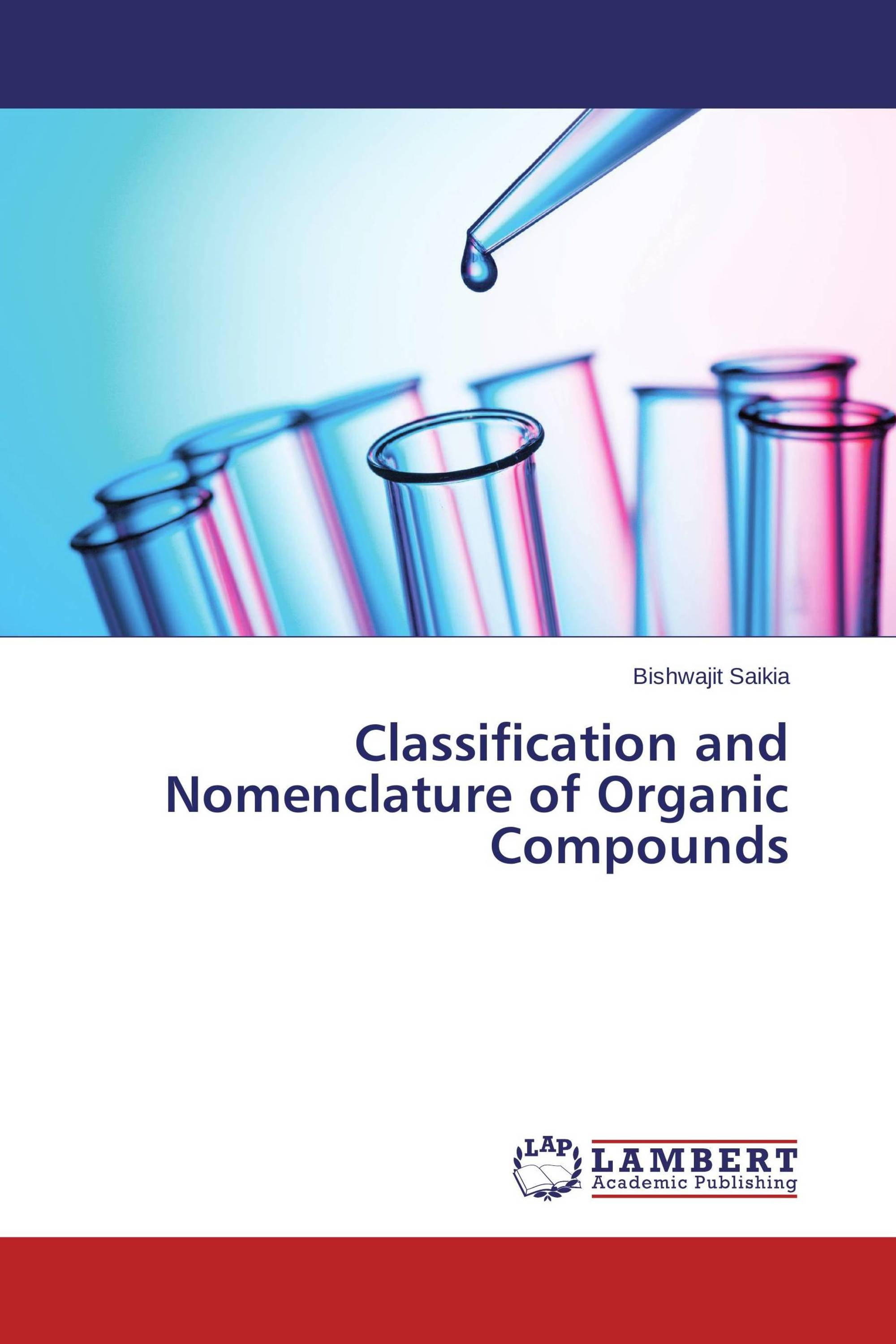 Classification And Nomenclature Of Organic Compounds 978