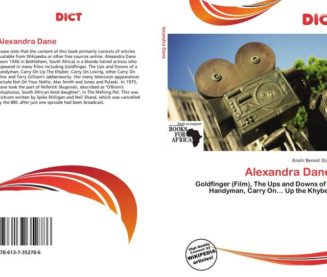 Bookcover Of Alexandra Dane