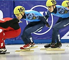 Star speed skater Viktor An demands explanation over Olympic ban