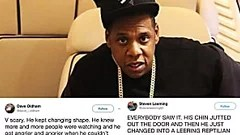 Jay-Z Caught Shapeshifting On United Airlines Flight To LAX