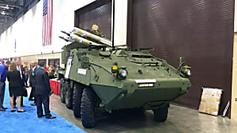 Goodbye, MiG: Boeing, General Dynamics Debut Anti-Aircraft Stryker