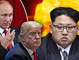 World War 3: Russia warn North Korea is to test long-range missile capable of reaching USA