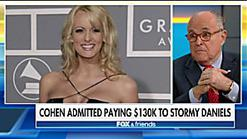 Giuliani: Stormy Daniels and Attorney Are 'Stick-Up Artists' Who Targeted Trump