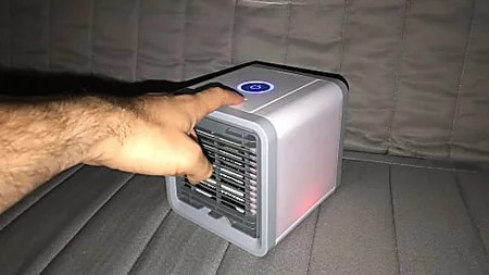 Magic Air Cooler Takes Thailand By Storm. The Idea Is Genius