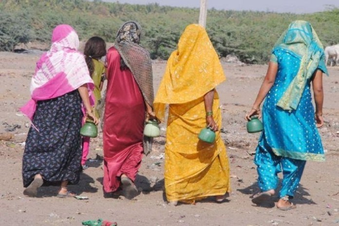 Despite Toilets, Large Number Of People Defecate In Open, Says Official