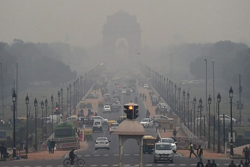 Delhi Air Pollution: