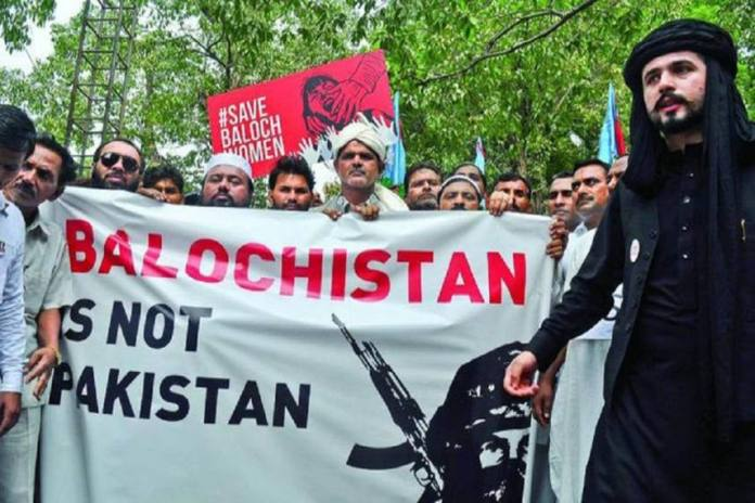 Balochistan Is Bleeding': On I-Day Baloch Activists Exhort India ...
