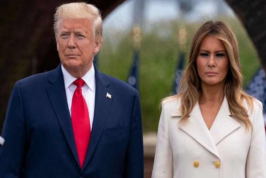 Melania, Donald Trump Headed For Divorce? Ex-White House Aide Claims First  Lady Is 'Counting Minutes'