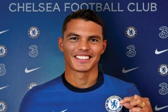 Thiago Silva Joins Chelsea Following PSG Release