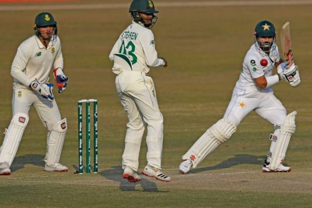PAK Vs SA, 2nd Test, Day 3: Pakistan Lead South Africa By ...