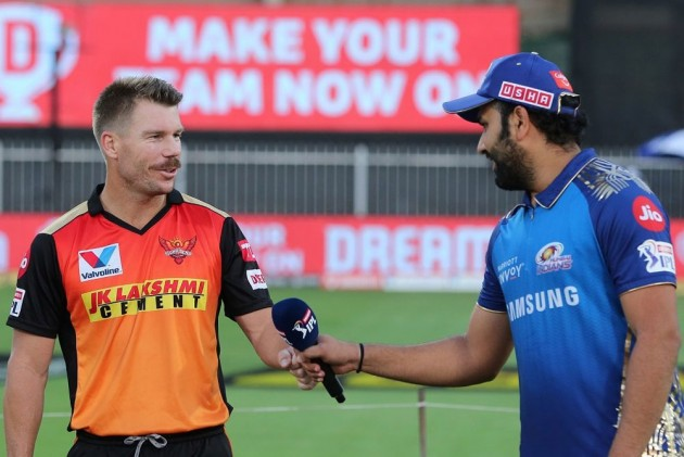 Mumbai Indians Vs Sunrisers Hyderabad, Live Streaming ...
