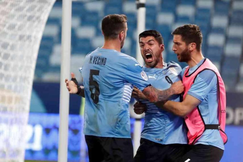Uruguay predicted lineup vs Bolivia