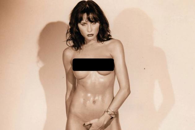 Ny Posts Cover Sizzle A Nude Potential First Lady