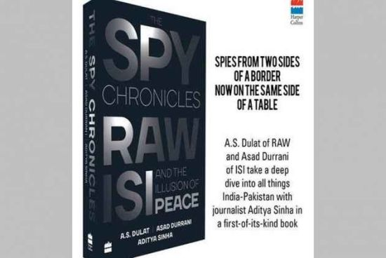 What Former RAW, ISI Chiefs Discussed In Spy Chronicles