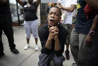 The Killing Of Black Men Continues