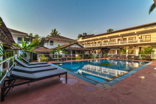 Image result for silver sands resort goa