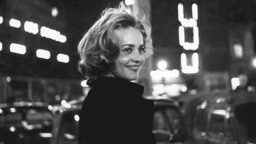 Ascensor para el cadalso (1958), de Louis Malle, catapultó a Moreau a una escala internacional.