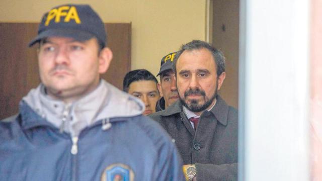 El juez federal de Esquel Guido Otranto escuchó ayer a cuatro gendarmes que declararon como testigos.