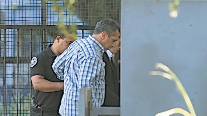 Diego Lagomarsino respondió preguntas en Comodoro Py durante casi doce horas.