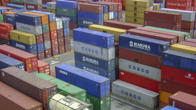 Las importaciones crecieron 2,2 por ciento en julio y 11,3 en el acumulado del año.