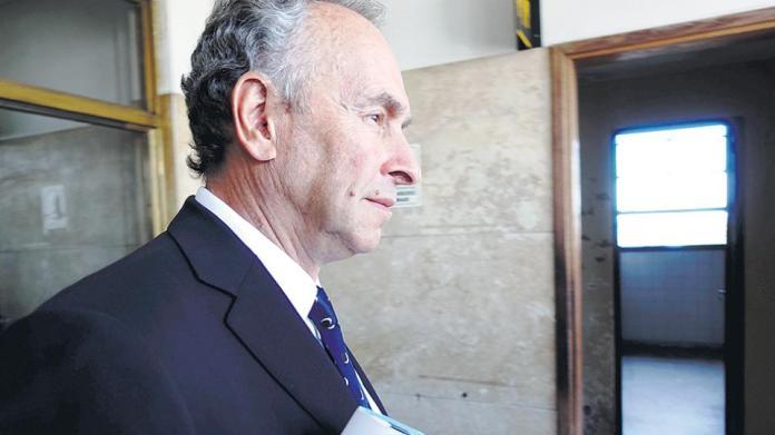 Marcelo Mindlin fue citado por su actividad como dueño de la empresa energética Pampa Energía.