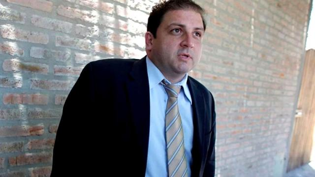 El fiscal Bidone fue indagado ayer en el juzgado federal de Dolores.