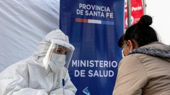 Coronavirus: Santa Fe superó a CABA en contagios di...   Página12