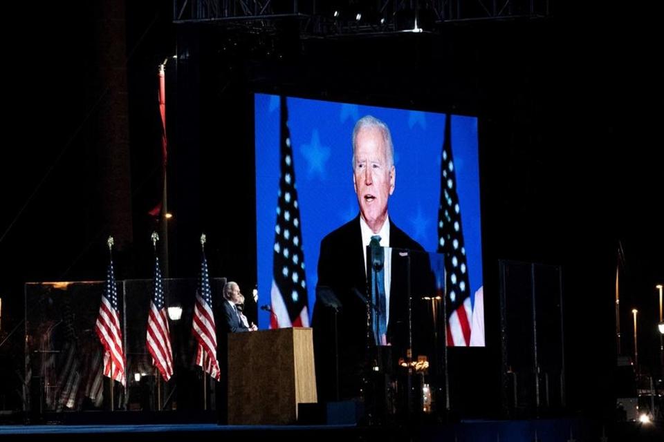 Elecciones en Estados Unidos: Joe Biden pasó al frente en Georgia