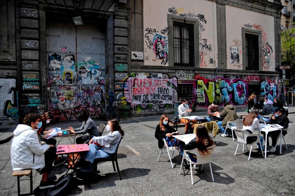Virus y guerra política en Italia: choques por la reapertura y el temor a una nueva ola de Covid