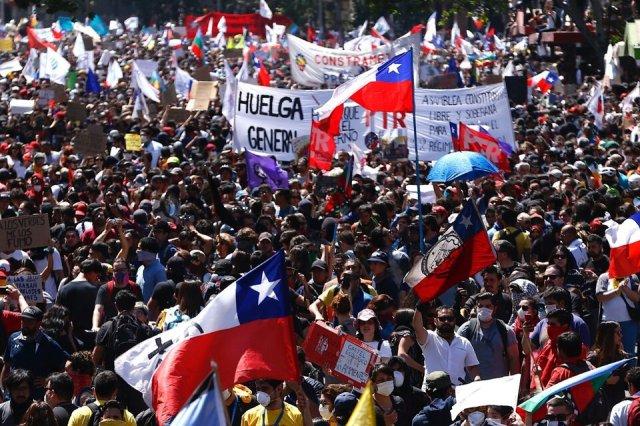 Triunfo de la izquierda en Chile.