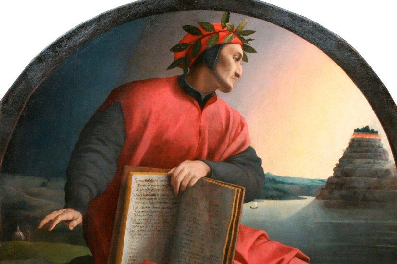 Dante Alighieri nació en 1265.