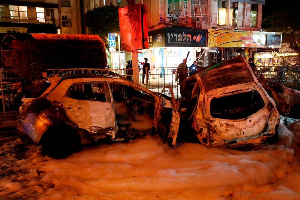 Israel bombardeó la Franja de Gaza y murieron diez niños
