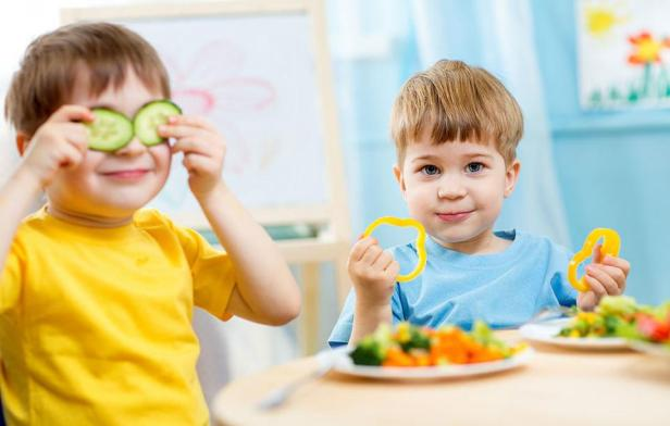 protect child eat healthy