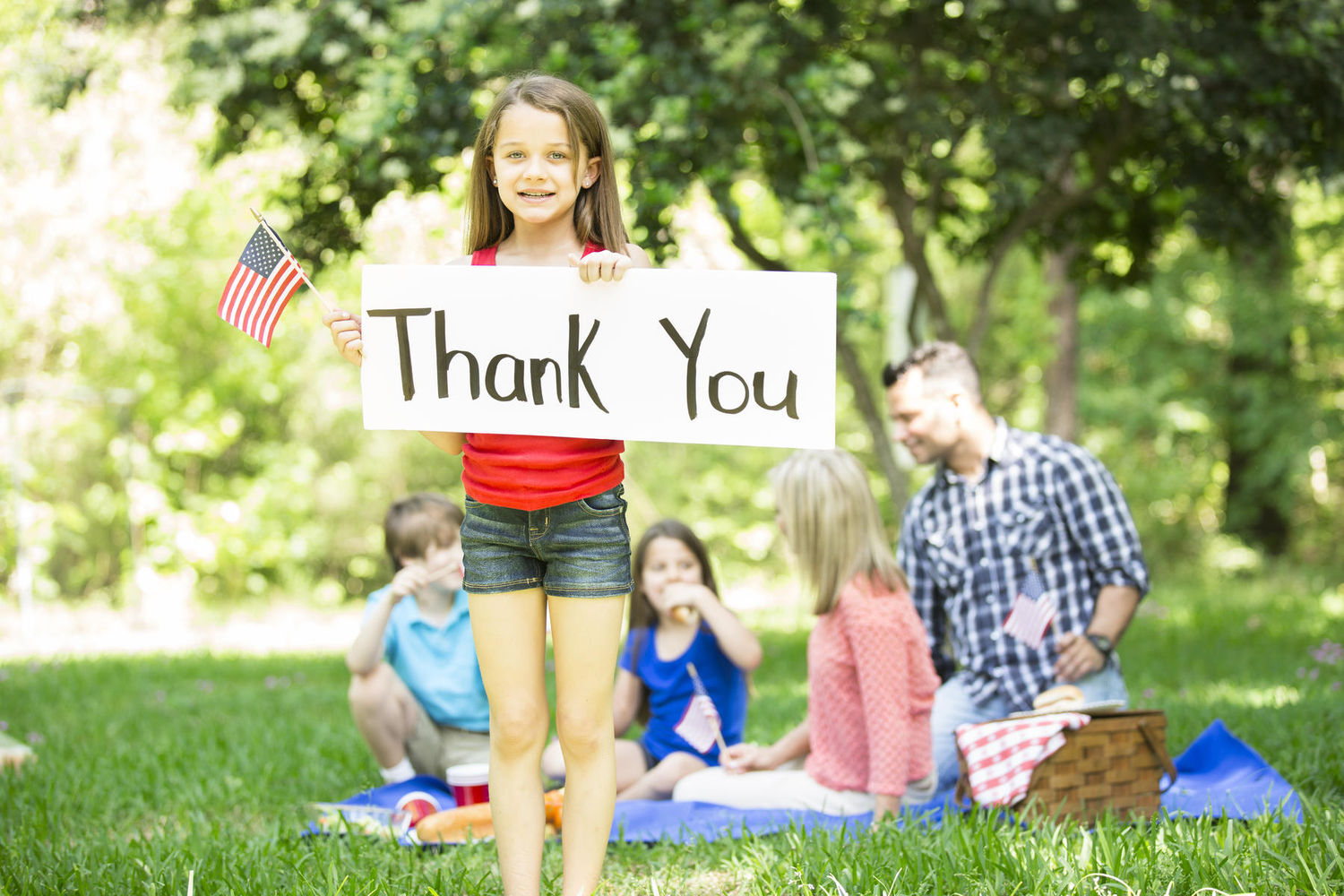 Patriotic Ways To Celebrate Memorial Day With Kids