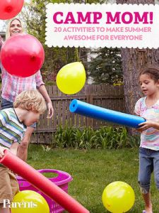 Family Games   Family Game Night Ideas   Parents com Camp Mom  20 Activities to Make Summer Awesome for Everyone