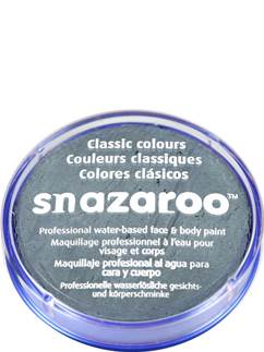 Snazaroo Dark Grey Face Paint -18ml