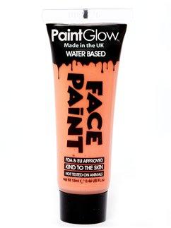 Face Paint Tube - Dark Orange 13ml