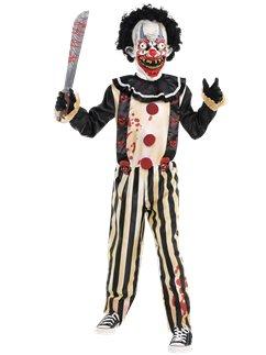 Slasher Clown Boy