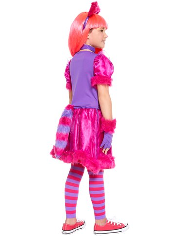 Cheshire Cat Child Costume Party Delights