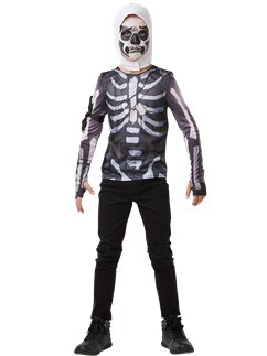Fortnite Skull Trooper Kit