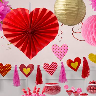 Valentines Party Decorations Balloons Amp More Party