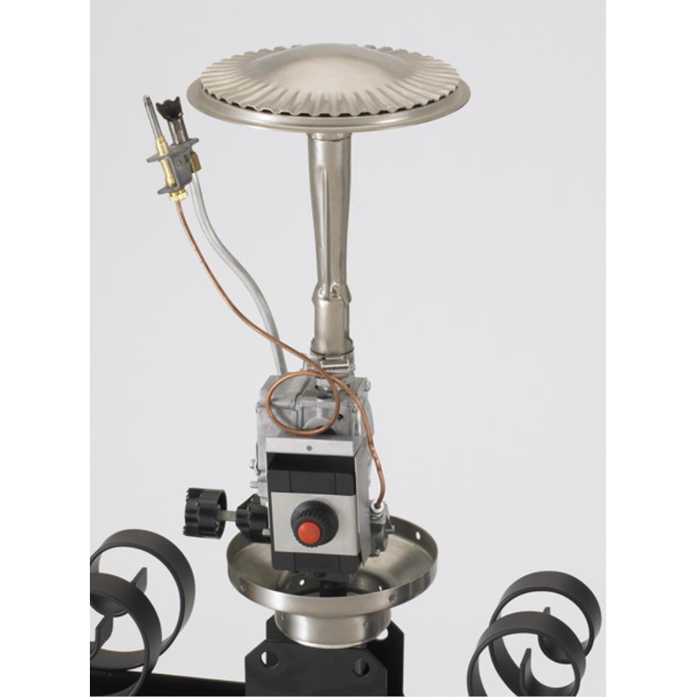 a242 portable natural gas heater