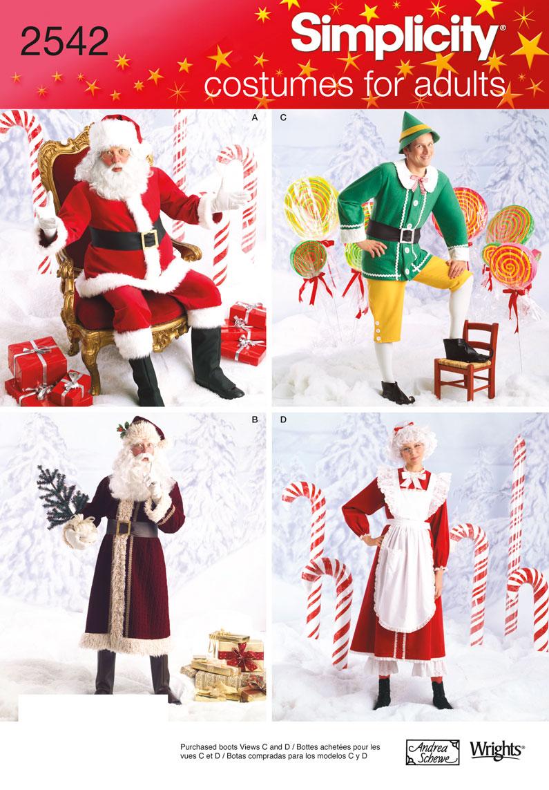 a3affab0f Santa needs a new suit – The Fabric Alchemist