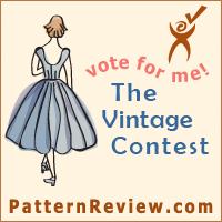 Vintage Pattern Contest